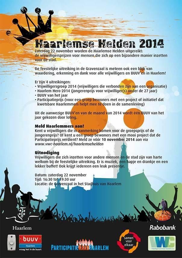 2014 - Haarlemse Helden